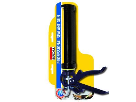Soudal Sealant Gun professional pistolet à mastic