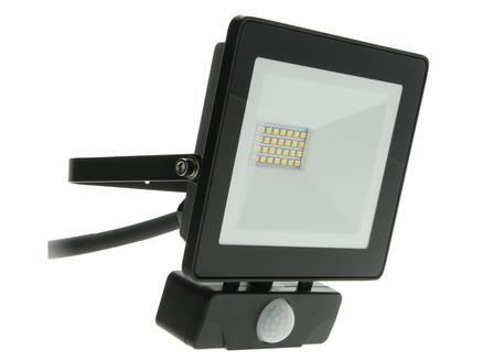 Select Plus Select Plus Projecteur LED avec détecteur 20W + câble 30cm