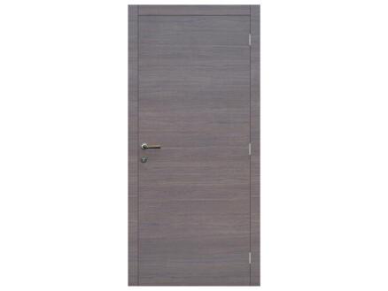 Solid Senza Classico binnendeur 201x63 cm eik grijs