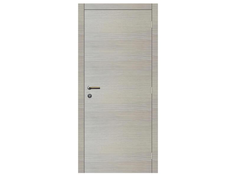 Solid Senza Classico binnendeur 201x68 cm witte eik