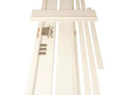 Solid Senza Classico deurkast 202,2x16,5 cm premium wit
