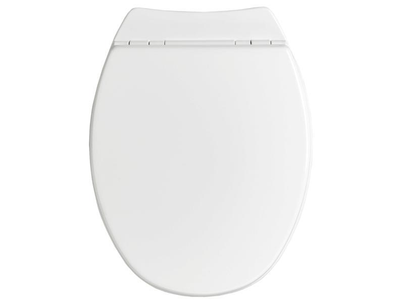 Allibert Serenity WC-bril wit