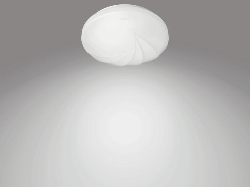 Philips Shore LED wand- en plafondlamp 6W wit