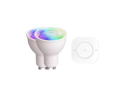 Prolight Smart RGB spot LED GU10 6W