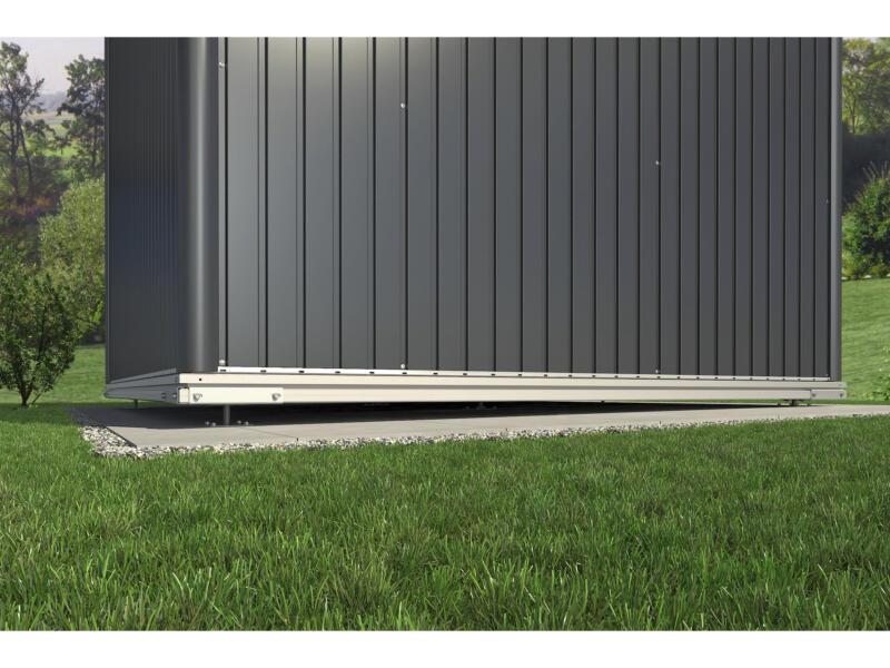 Biohort SmartBase fundering tuinhuis Highline H4/ AvantGarde A7/ Panorama P4