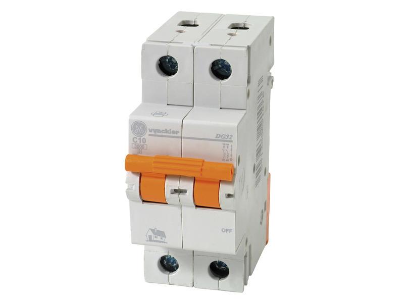 Vynckier Sokkelautomaat 2P 10A