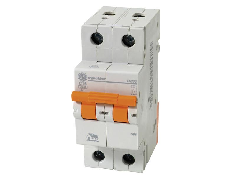 Vynckier Sokkelautomaat 2P 16A
