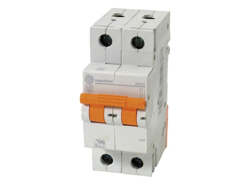 Vynckier Sokkelautomaat 2P 20A