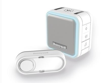 Honeywell Home Sonnette sans fil DC515S blanc