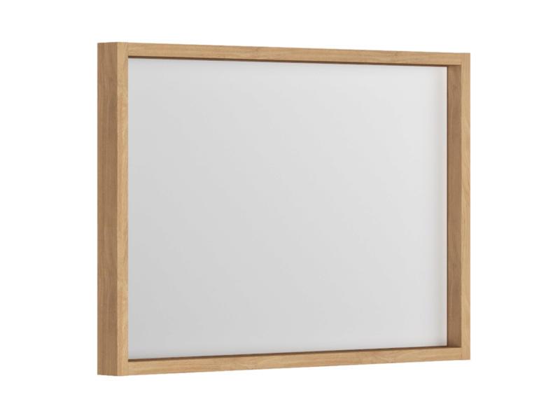Allibert Sorento spiegel 80x70 cm eik halifax