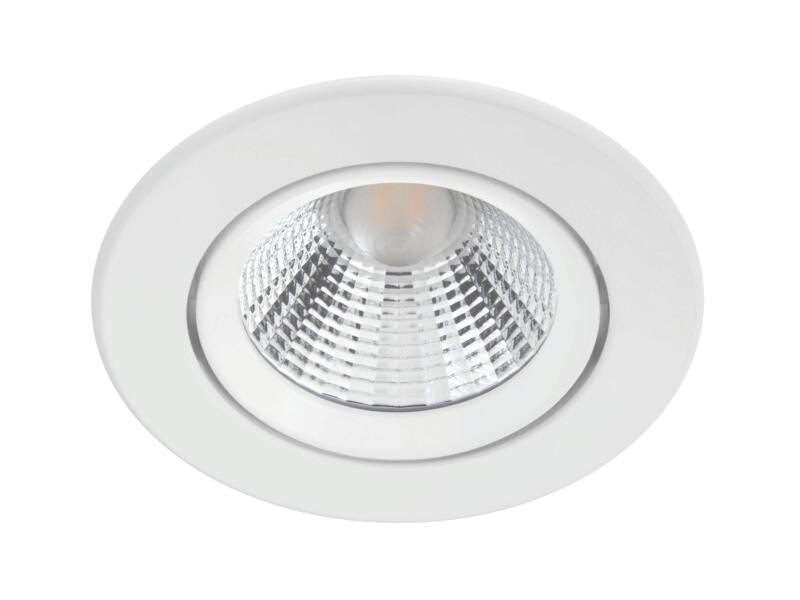 Philips Sparkle spot LED encastrable réflecteur 5W dimmable blanc