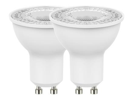 Select Plus Spot LED réflecteur GU10 3,6W 2 pièces
