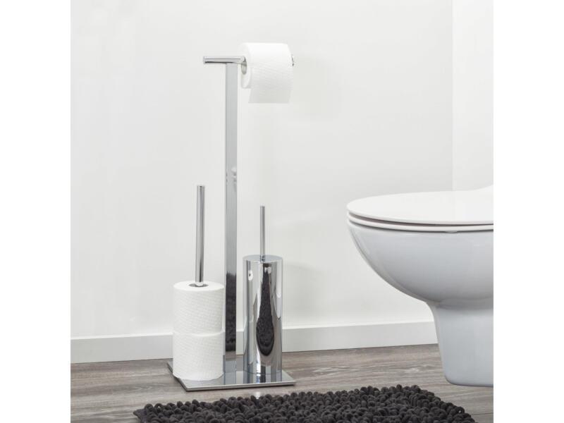 Sealskin Square valet WC chrome