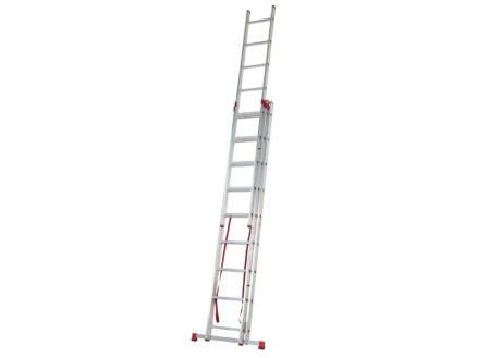 Escalo Stabilo ladder met stabilisator 3x9 sporten