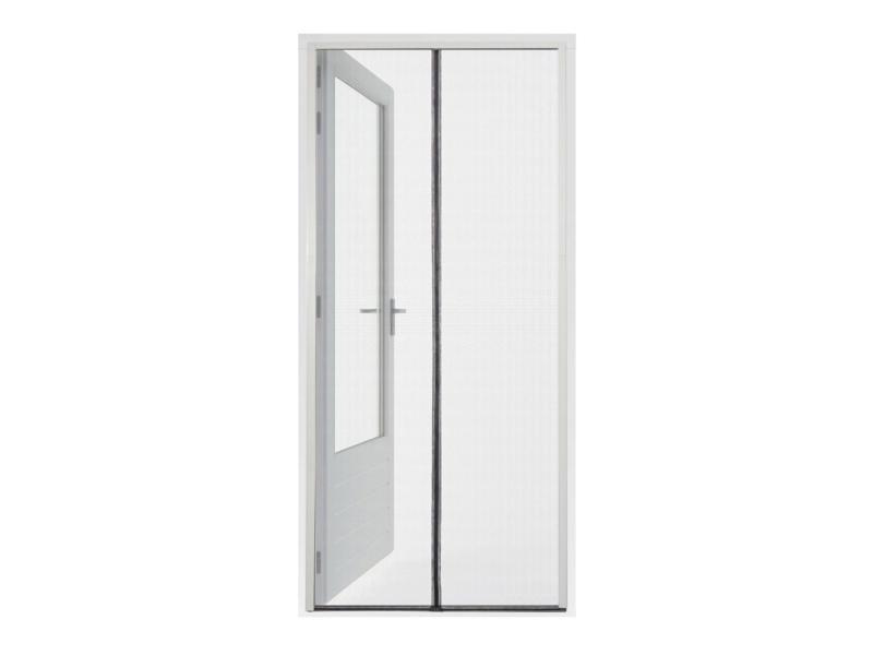 CanDo Standard rideau moustiquaire magnétique 95x235 blanc