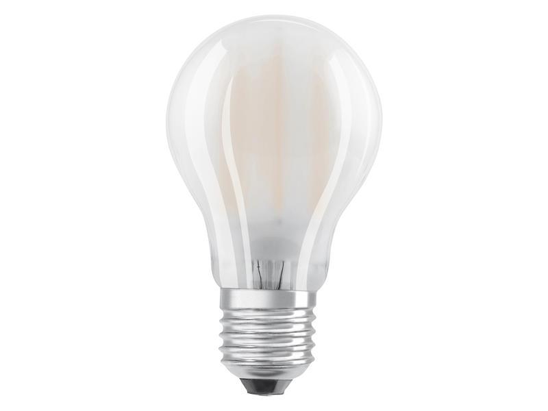 Osram Star Classic 75 LED peerlamp filament melkwit E27 8W