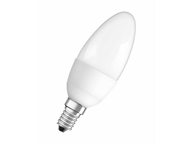 Osram Star Classic LED kaarslamp E14 6W