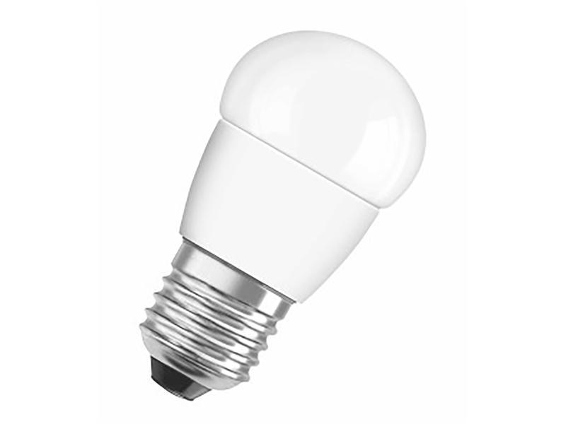 Osram Star Classic LED kogellamp E27 6W