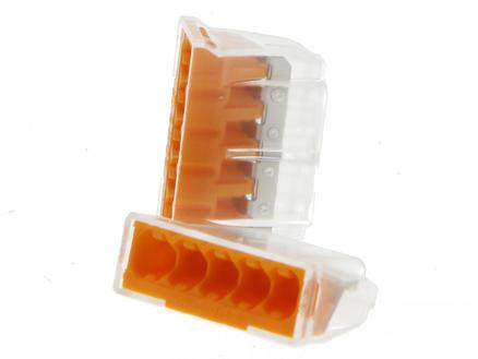 Profile Steekklem 5x 1-2,5 mm² 20 stuks
