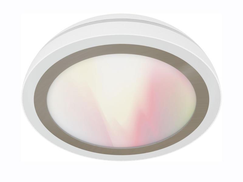 Wiz Stellar Color plafonnier LED 23W + télécommande