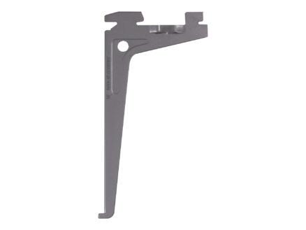 Steun enkel pro 15cm aluminium
