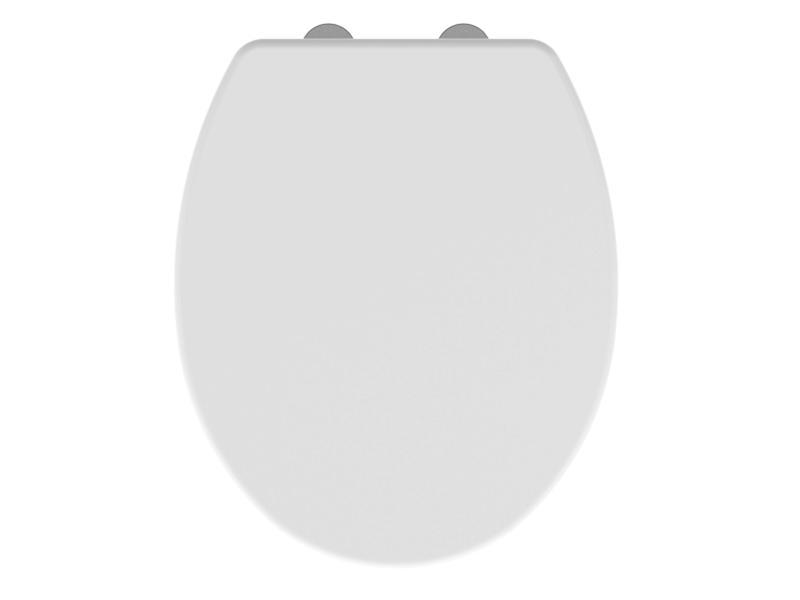 Allibert Stileo abattant WC blanc
