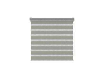 Decosol Store enrouleur vénitien mini 67x190 cm gris