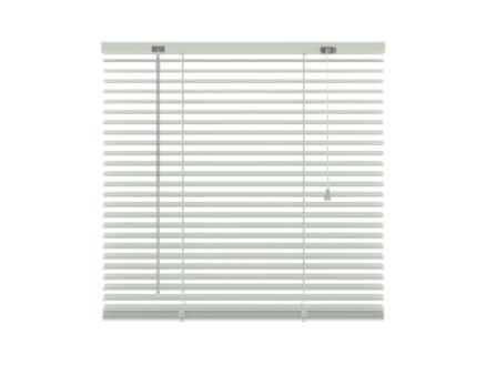 Decosol Store vénitien 25mm 160x180 cm blanc