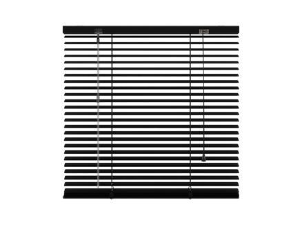 Decosol Store vénitien 25mm 160x180 cm noir
