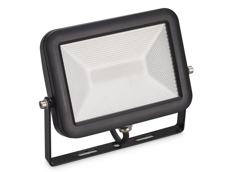 Straler LED grijs + kabel