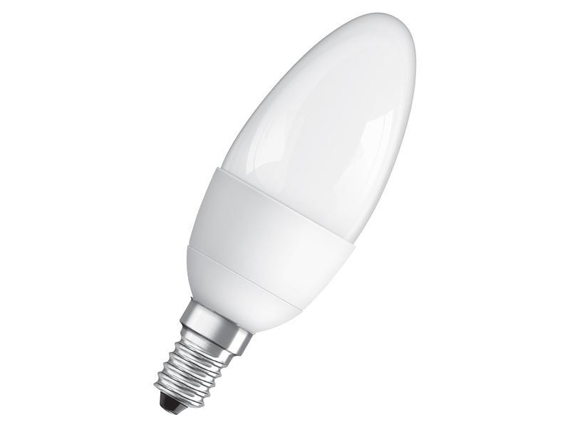 Osram Superstar Classic LED peerlamp E14 6,5W
