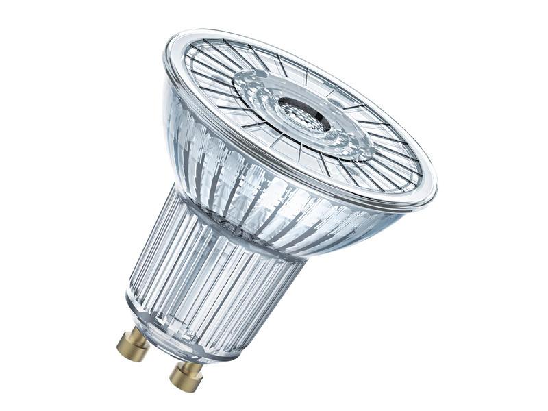 Osram Superstar LED reflectorspot GU10 3,1W dimbaar