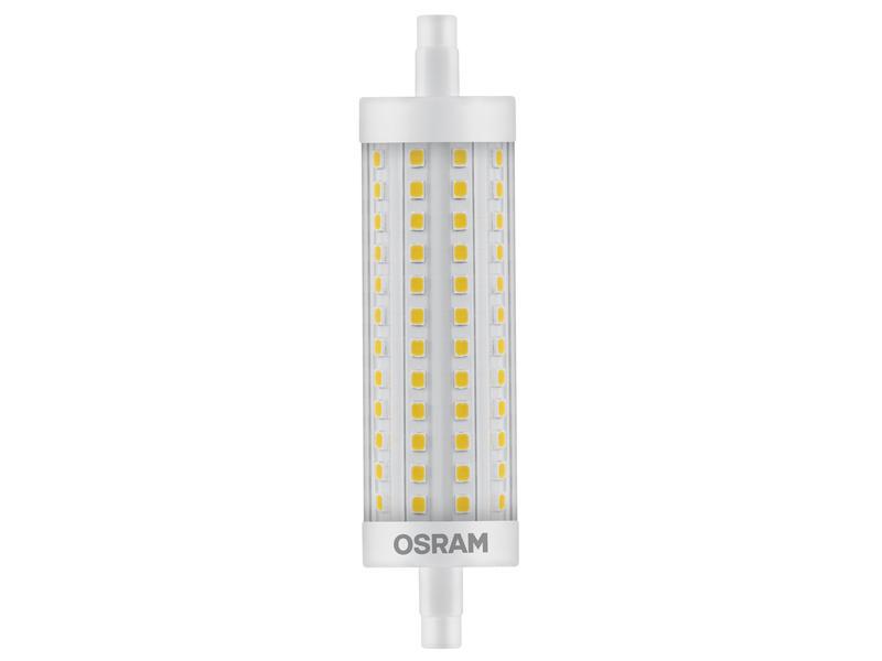 Osram Superstar Line 118 LED staaflamp lineair R7s 15W dimbaar