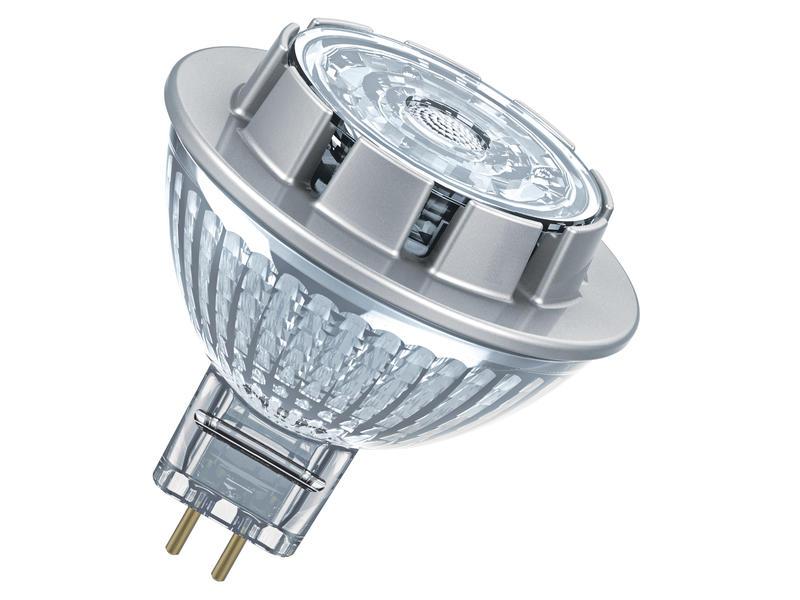 Osram Superstar ampoule LED réflecteur GU5.3 7,8W dimmable