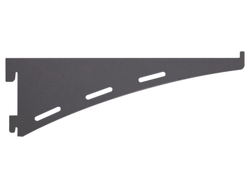 Support design simple 20cm aluminium
