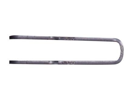 Support double 17cm aluminium
