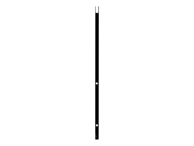 Support double 37cm noir