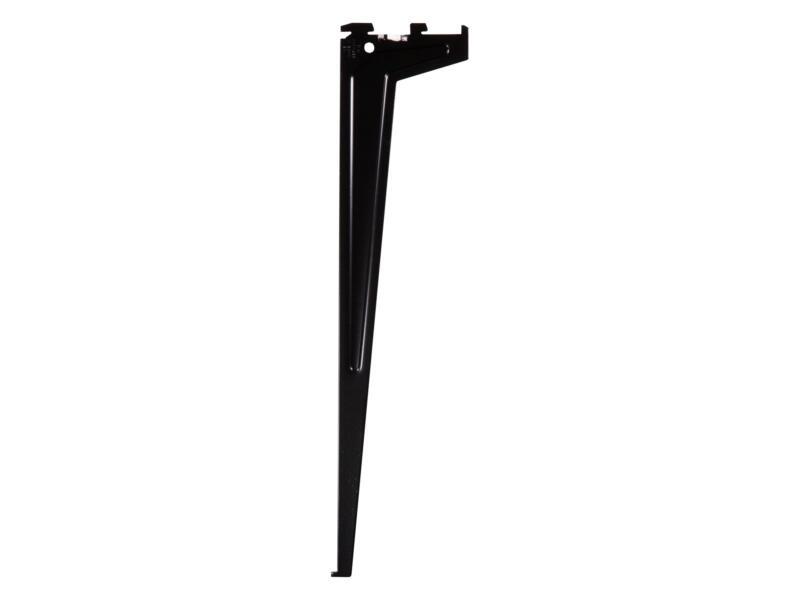 Support simple pro 50cm noir