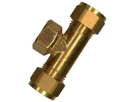 Saninstal Té bicône 15mm x F 1/2