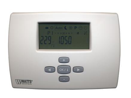 Saninstal Thermostat d'ambiance digital