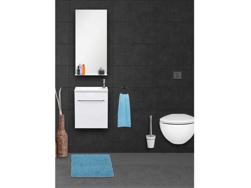 Differnz Tight meuble lave-mains 40cm blanc