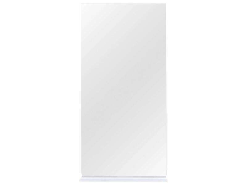 Differnz Tight miroir 40x80 cm blanc