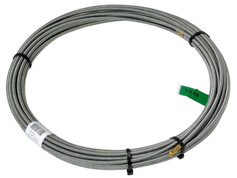 Tire-fil métal 15m rond