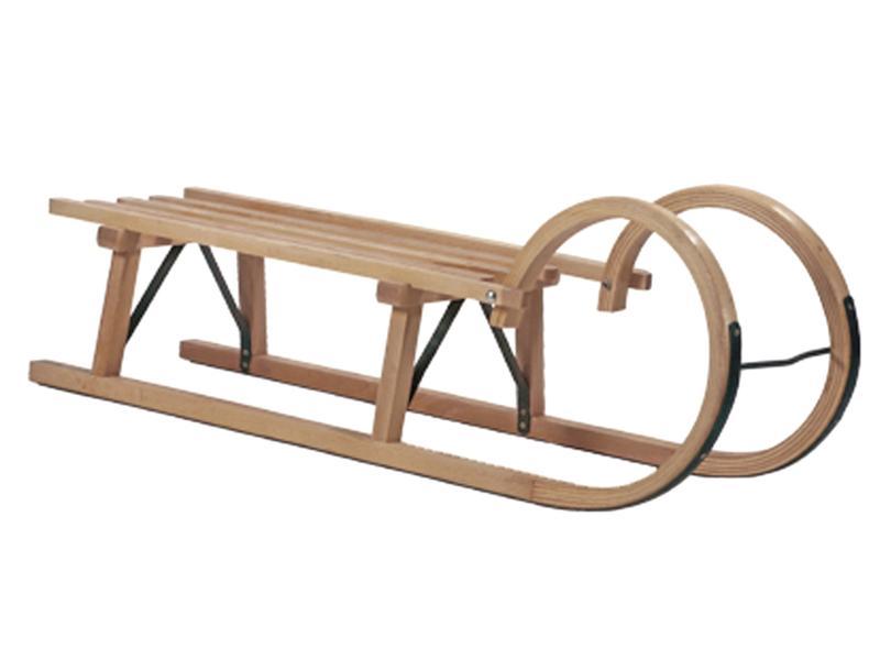 AVR Tirol luge 95cm bois