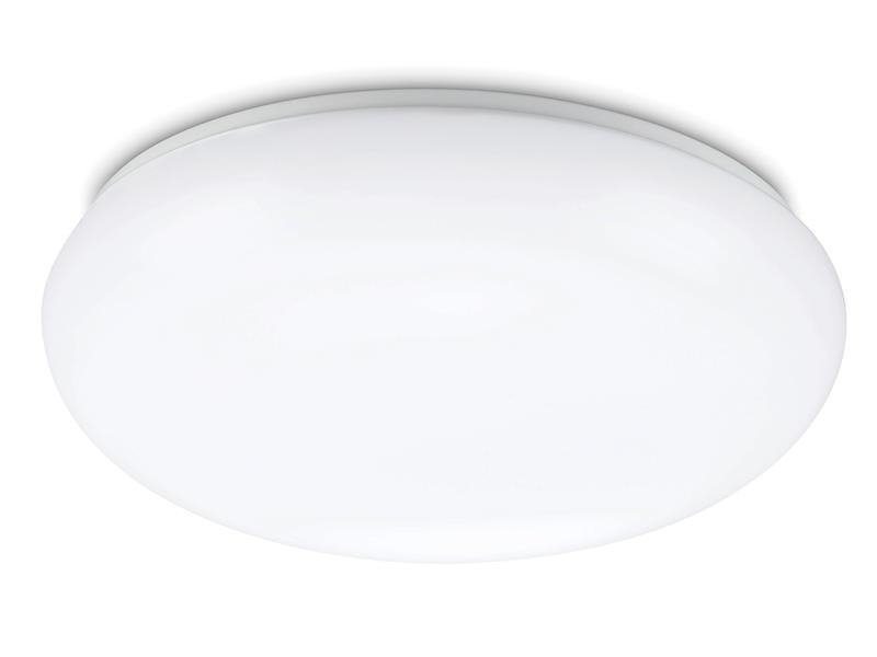 Prolight Tito LED plafondlamp met onzichtbare bewegingssensor 12W wit