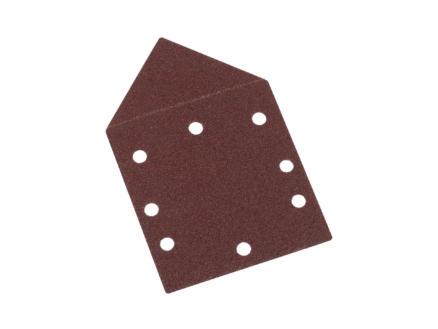 Kreator Top Triangular papier abrasif G60 5 pièces