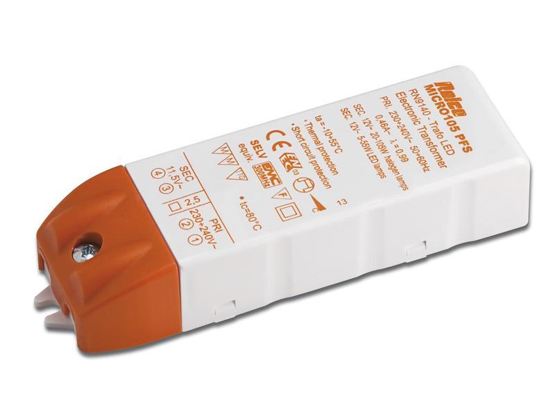 Profile Transformateur électronique LED 12V