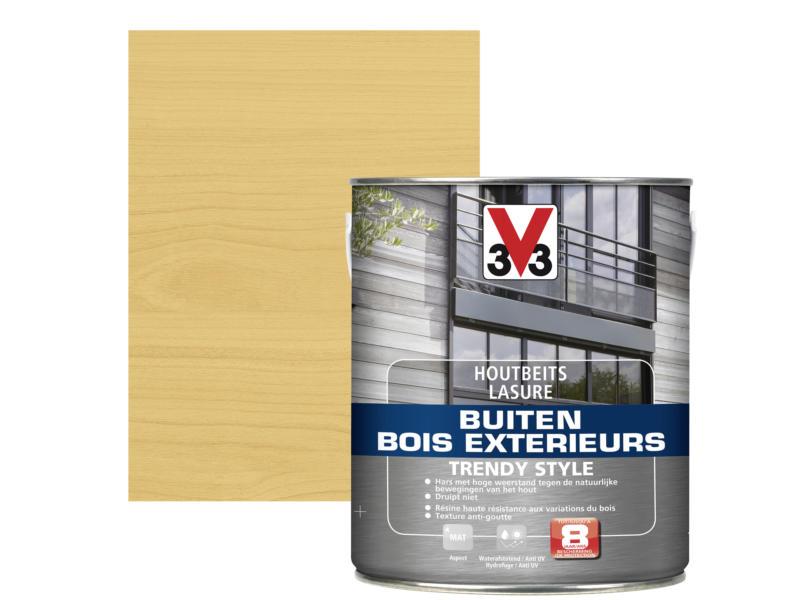 V33 Trendy Style houtbeits buiten 2,5l noorse den