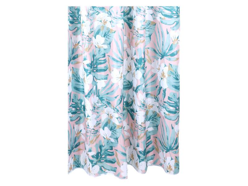 Differnz Tropical rideau de douche 120x200 cm multi