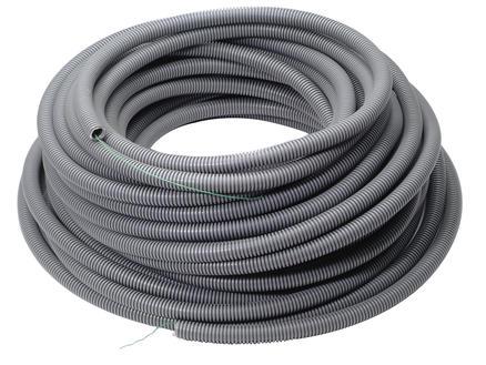 Legrand Tube annelé 16mm² 25m gris
